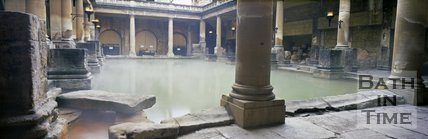 The Roman Bath at Bath, c.1981