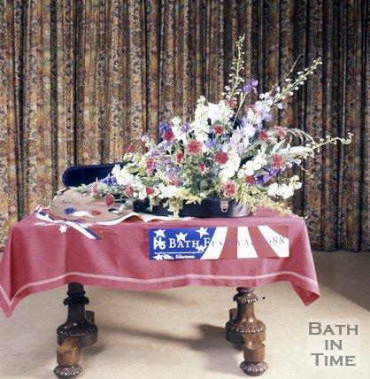 Bath Festival Floral Display, 1988