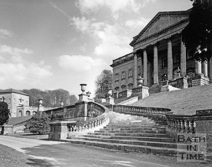 Prior Park, Bath, c.1973