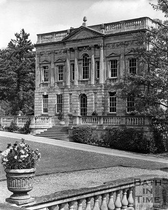 Summerhill House, Sion Hill Place, Bath, c.1972
