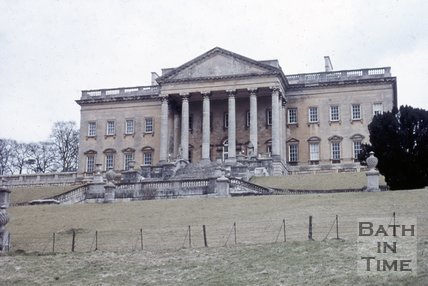 Prior Park mansion, Bath, c.1965