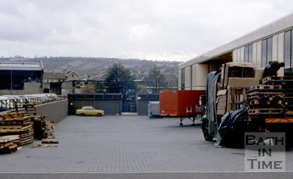 The Herman Miller Factory, Locksbrook Road, Bath, c.1980?