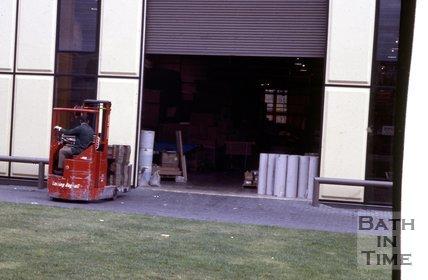 The Herman Miller Factory, Locksbrook Road, Bath, c.1980?