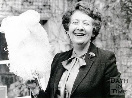 Portrait of Nancy Armstrong, 23 April 1984