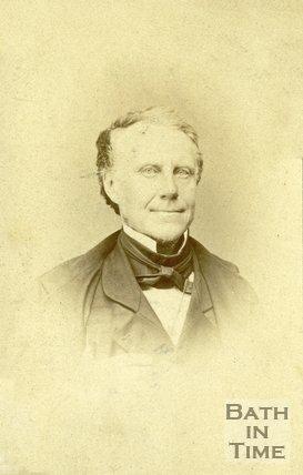Portrait of Francis Foster Barham (1808-1871)