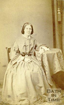Portrait of Gertrude Barham