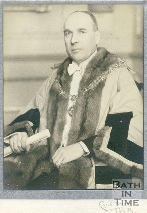 Portrait of Aubrey Bateman (1875 - 1955)
