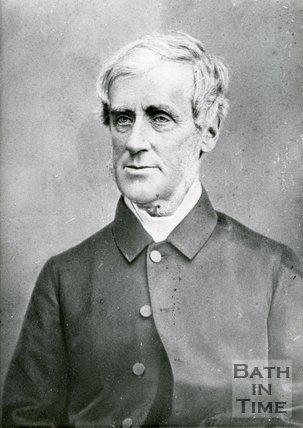 Portrait of Reverend John Bond