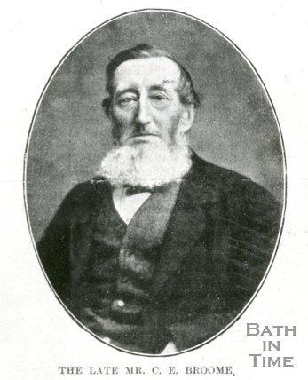 Portrait of C.E. Broome