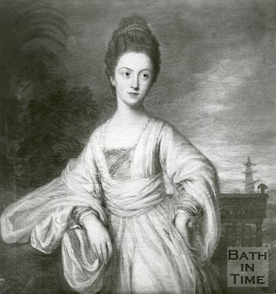 Portrait of the Marchioness of Buckingham (1758 - 1812 )