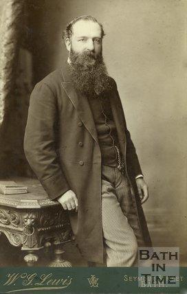 Portrait of Doctor Budd