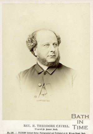 Portrait of H. Theodore Cavill