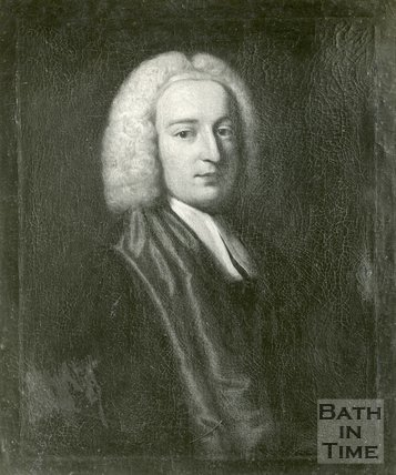Portrait of Dr. Walter Chapmen (1711-1791)