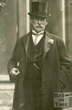 Portrait of Alderman Cedric Chivers (1854-1929)