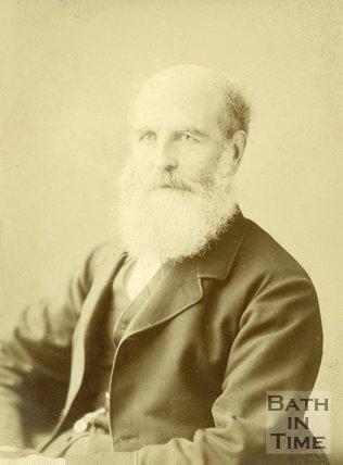Portrait of R.D. Commans, 1885