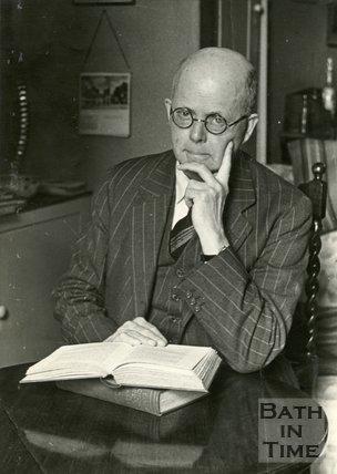 Portrait of Edgar Ernest Clements