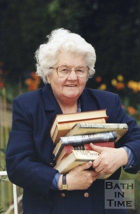 Photograph of June Coleman