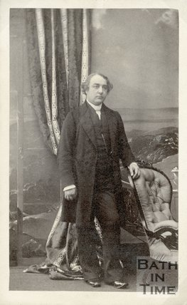Portrait of Rev. J.H. Crowder
