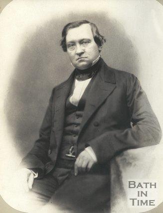 Portrait of J.F. Prendergast