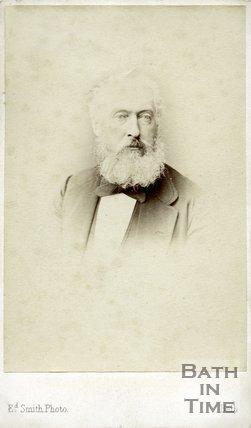 Portrait of Reverend R.C. Davey
