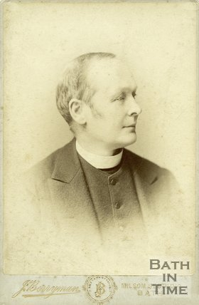 Portrait of Reverend Dunn