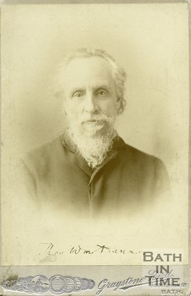 Portrait of Thomas William Dunn, 1903