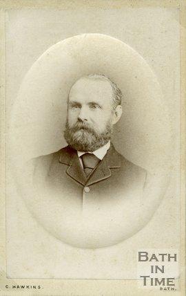 Portrait of E.T.D Foxcroft