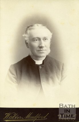 Portrait of Reverend P. George