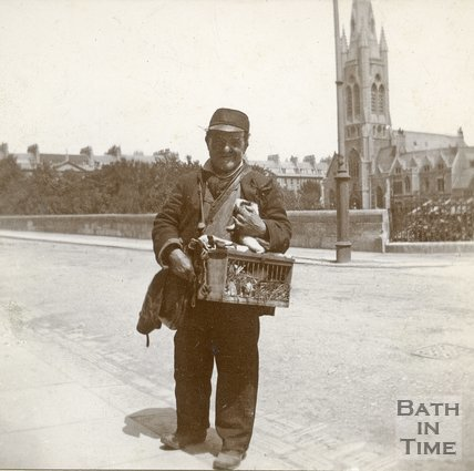 Portrait of Guinea Pig Jack, c.1907