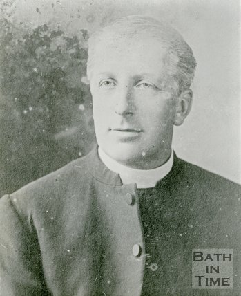 Portrait of Reverend E.M. Hardcastle
