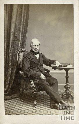 Portrait of T Harvey
