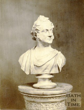 Bust of James Hewlett (1768-1836)