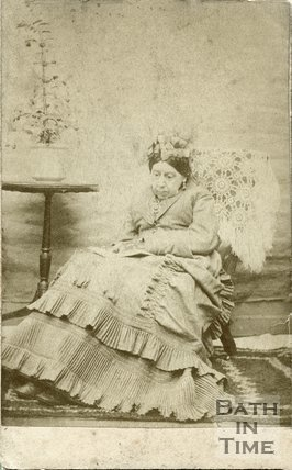 Portrait of Mary Anne Barbara Holburne (1802-1882)