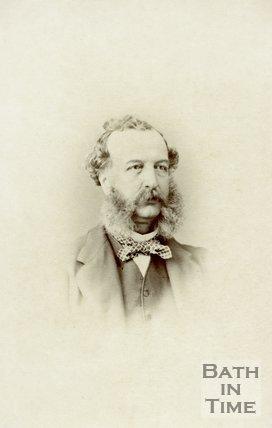 Portrait of N.C. Hope