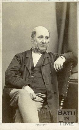 Portrait of Ezra Hunt