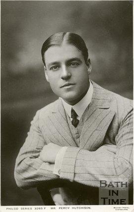 Portrait of Percy Hutchison