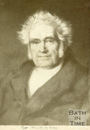 Portrait of Reverend William Jay (1769-1853)