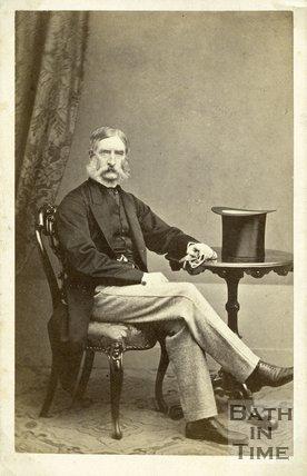 Portrait of Thomas Jeans
