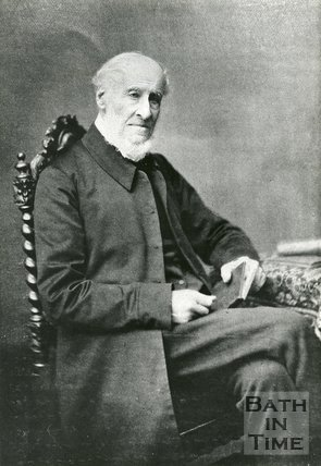 Portrait of Leonard Jenyns (1800-1893)