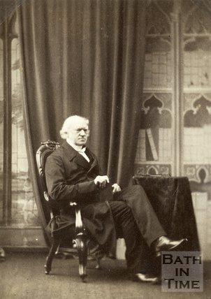 Portrait of Reverend Francis Kilvert