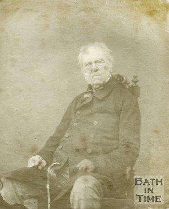 Portrait of Walter Savage Landor (1775-1864)