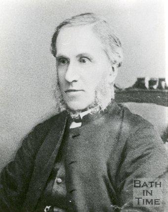 Reverend John A Leakey