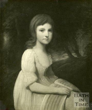 Portrait of Elizabeth Linley (1754-1792)