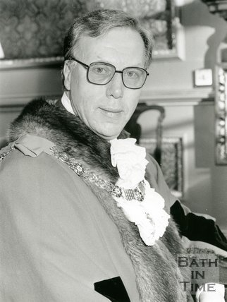 Portrait of Denis Reginald Lovelace