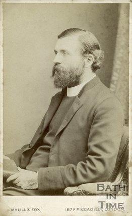 Portrait of Reverend James Lunt