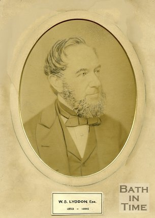 Portrait of W.S. Lyddon Esq. 1853 - 1892