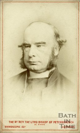 Portrait of Dr. William C. Magee (1821-1891)