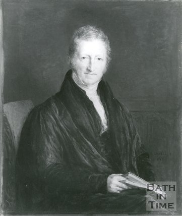 Portrait of Thomas Robert Malthus (1766-1834)