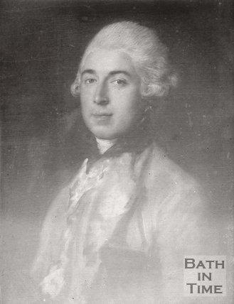 Portrait of Captain Thomas Mathews (1741-1820)