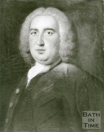 Portrait of John Morris (1735-1814)